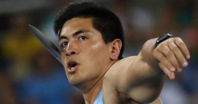 Murió en un accidente el atleta olímpico Braian Toledo