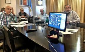 Acuerdo CGT- UIA y Gobierno- Secretarios Generales x Video Conferencias