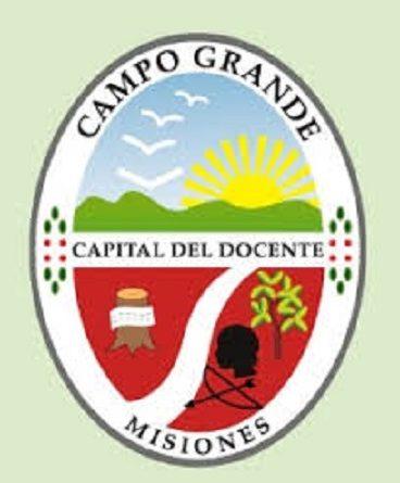Escudo de la Municipalidad de Campo Grande-Misiones