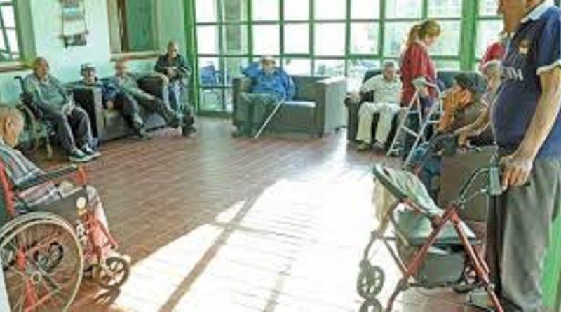 Geriátricos y hogares de ancianos