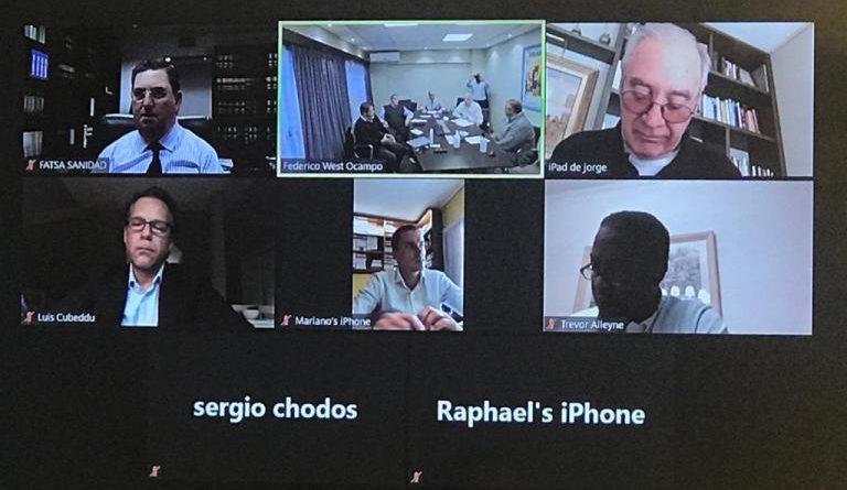 CGT- FMI en Videoconferencia