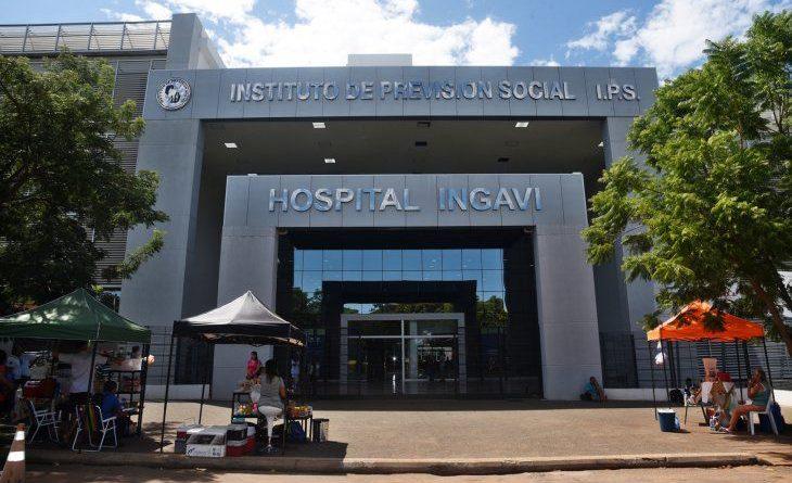 Hospital Paraguay