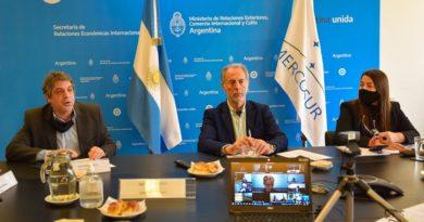 Reunión ARGENTINA-RUSIA: Para fortalecer el intercambio comercial y las inversiones