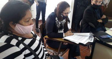 Caso Ovando: Pedido de absolución y sentencia