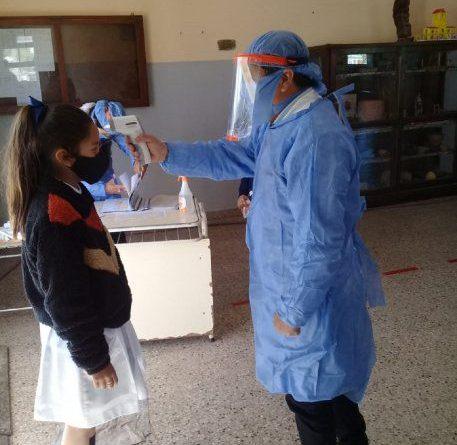 escuelas pandemia