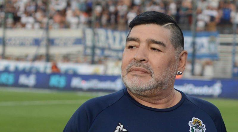 Maradona-Gimnasia