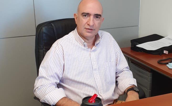 Diputado provincial UCR Jorge Lacour