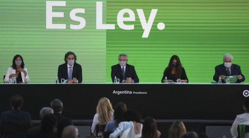 Fernandez-Ley Aborto