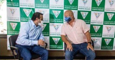 Anunciaron un paquete de medidas para Puerto Iguazú