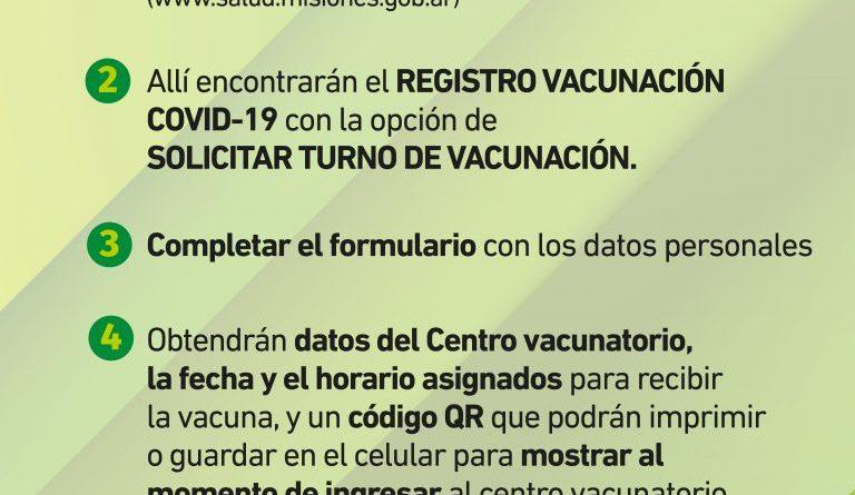 vacunacion turnos