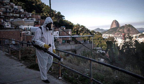 brasil colapso