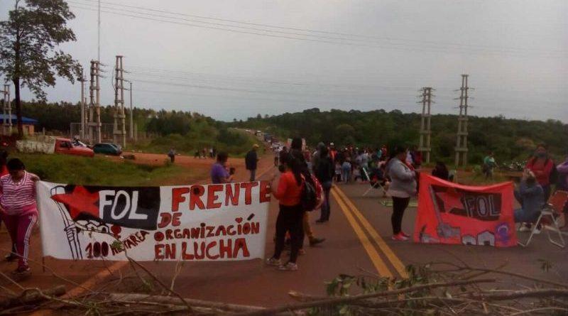 protesta FOL