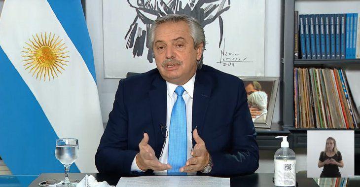 Fernandez anuncio