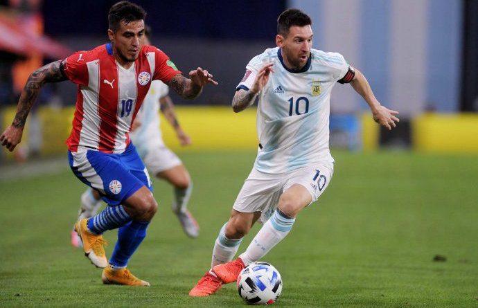 Copa America-Argentina-Paraguay