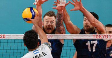 Argentina ganó en vóley frente a Italia y es semifinalista en Tokio 2020