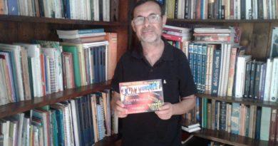 Falleció el escritor Aníbal Silvero